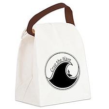 Cruz the Wave 2014 Canvas Lunch Bag