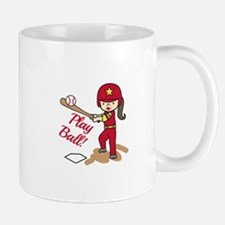 Play Ball! Mugs