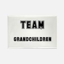 TEAM GRANDCHILDREN Rectangle Magnet