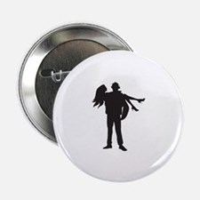 """Cute Wife firefighter 2.25"""" Button (10 pack)"""