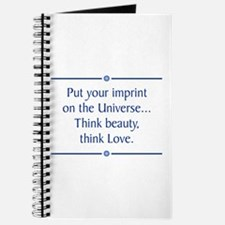 Imprint on the Universe Journal