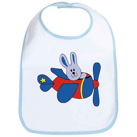 Aviator Bunny Bib