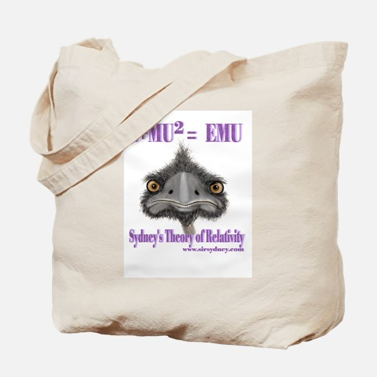 Max the Emu in Sydney's Theory of Relativity Tote