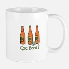 Irish Beer Bottle Mugs