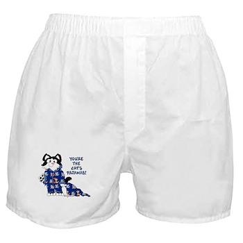 Cartoon cat Boxer Shorts