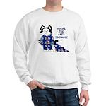 Cartoon cat Sweatshirt