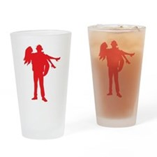 Unique Firefighters Drinking Glass