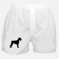 Schnauzer Dog Boxer Shorts