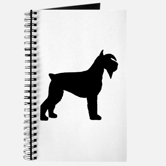 Schnauzer Dog Journal