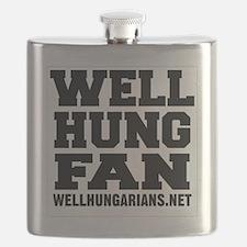 Well Hung Fan Flask