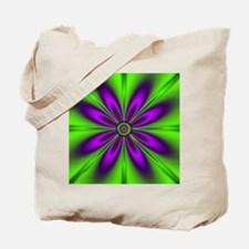 Unique Lime green Tote Bag