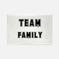 TEAM FAMILY Rectangle Magnet