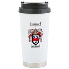 McCormack Family Crest - coat of arms Travel Mug