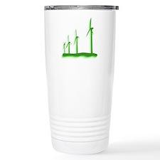 Wind Power Travel Mug