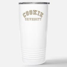 Cookie University Travel Mug