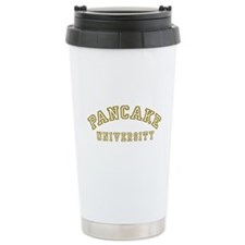 Pancake University Travel Mug