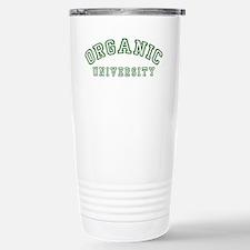 Organic University Travel Mug