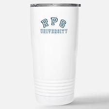 RPG University Travel Mug