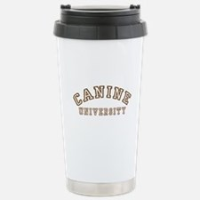 Canine University Travel Mug