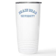 Brain Dead University Travel Mug