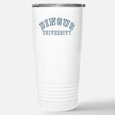 Dingus University Travel Mug