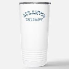 Atlantis University Stainless Steel Travel Mug