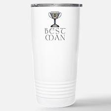 Celtic Best Man Travel Mug