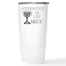 Celtic Stepfather Bride Travel Mug