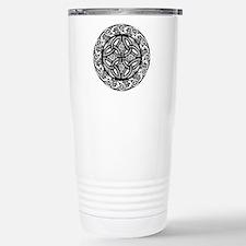 Celtic Shield Stainless Steel Travel Mug