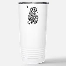 Celtic Clockwork Travel Mug