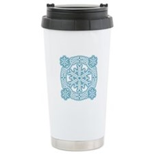 Celtic Winter Travel Mug