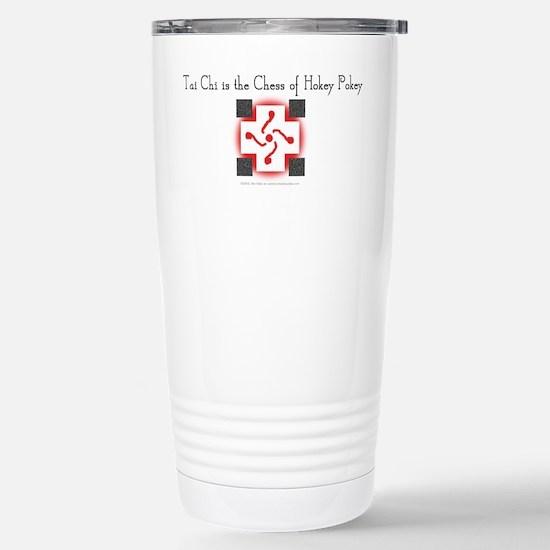 taichichess-shirt.jpg Stainless Steel Travel Mug