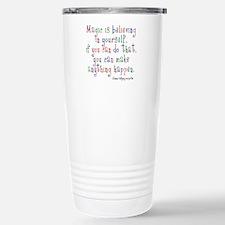 Magic Believe In Yourself Thermos Mug