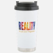 Reality Imagination Travel Mug