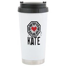 I Heart Kate - LOST Travel Mug