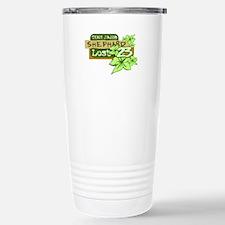 Team Jacob - Shephard 23 Ceramic Travel Mug