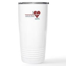 I Heart Arizona Thermos Mug