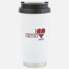 I Heart Ortho - Grey's Anatomy Ceramic Travel Mug