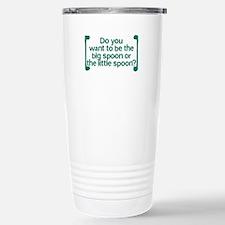 Big Spoon, Little Spoon Travel Mug