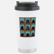 Presidential Squares Travel Mug
