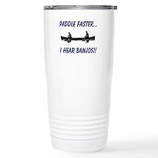 banjos.png Travel Mug