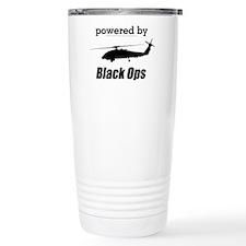 Powered By Black Ops Travel Mug