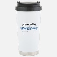 Powered By Nanotechnology Stainless Steel Travel M