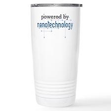 Powered By Nanotechnology Travel Mug
