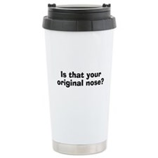 Cute Novelty Thermos Mug
