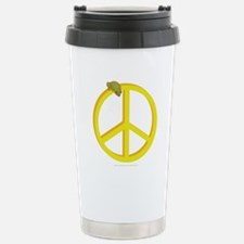 Peace Frog Travel Mug