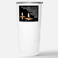 Inner Flame Stainless Steel Travel Mug