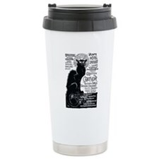 Chat Noir Cat Travel Mug