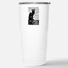 Chat Noir Cat Travel Mug