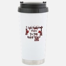 Ghost Adventures Stainless Steel Travel Mug